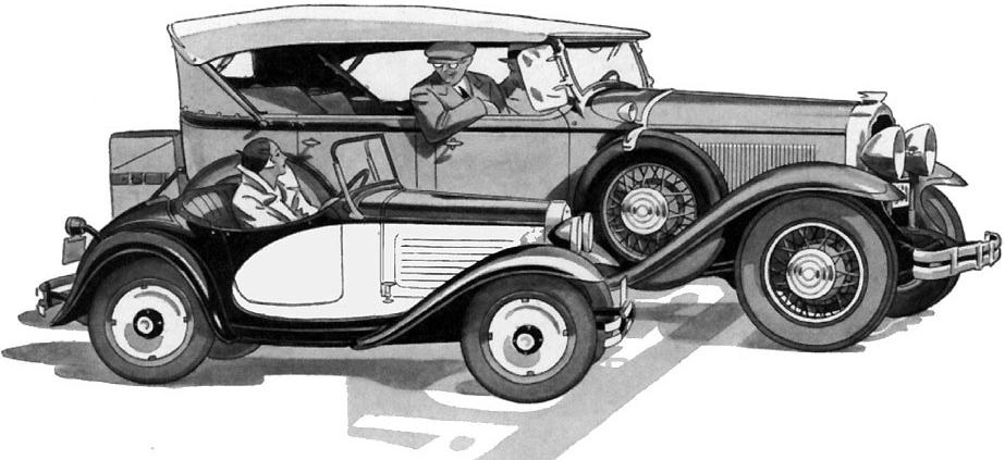American Austin Seven