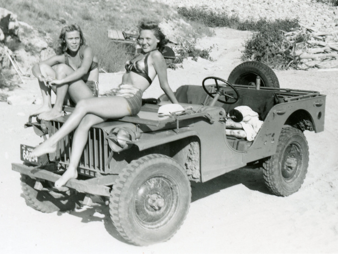 """Enzo Ferrari famously called the Jeep """"America's only real sports car."""""""