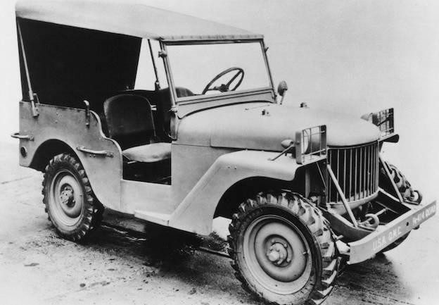 Willys-Overland Quad - American Bantam® Pilot Copy?
