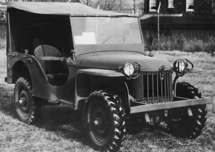 1940 American Bantam BRC-60