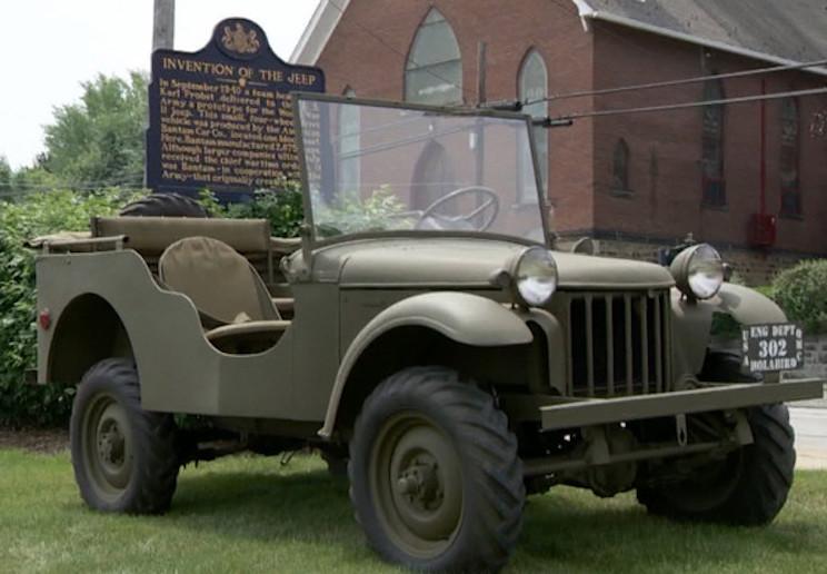 American Bantam® Pilot - The First Jeep